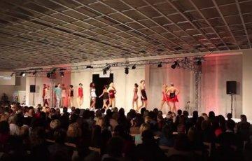 Noční košilky 7. módní show