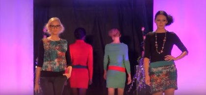 Andrea Martiny 2013 7 módní show